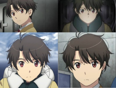 Inaho Faces